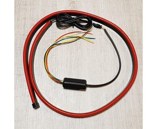 A8 Animasyonlu Kayar sinyalli stop lambası 90cm