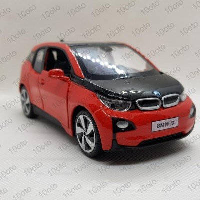 BMW i3 1:30 diecast model araç