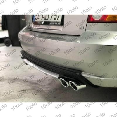 Hyundai Admire Difüzör Plastik 4 çıkış egzoz görünümlü