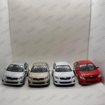 Toyota Corolla 1/36 Diecast Çek bırak Metal Model Araç