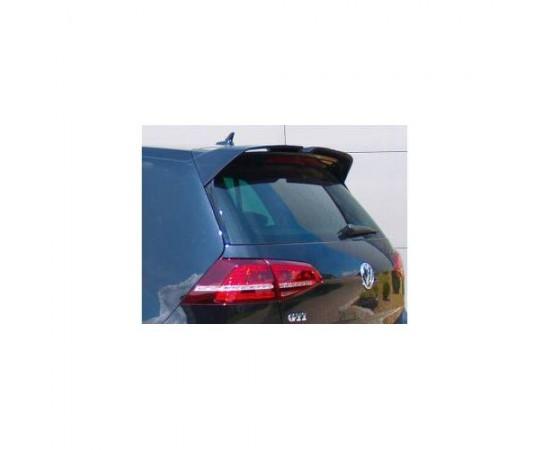VW GOLF 7 - 7.5 PLASTİK BOYALI PIANO BLACK MARTI OETTİNGER SPOYLER-SPOİLER
